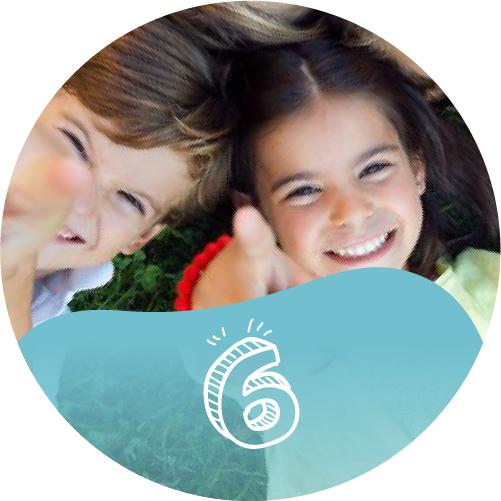 Ministerio de Niños | 6 Años