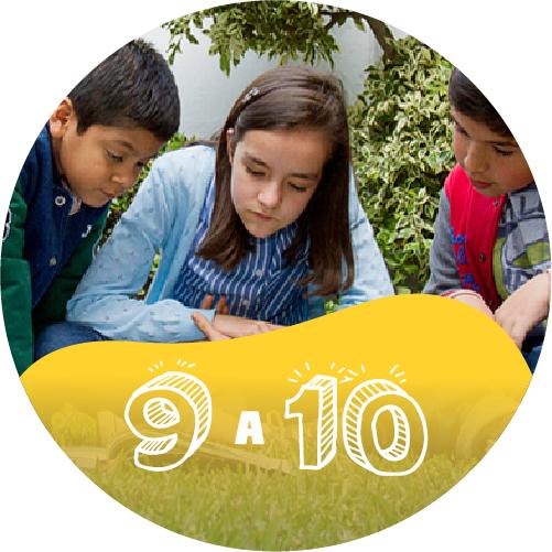 Ministerio de Niños | 9 - 10 Años
