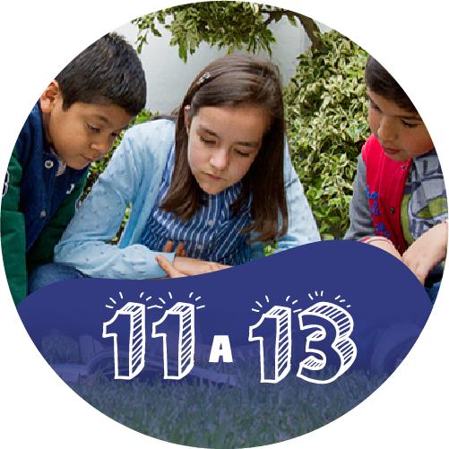 Ministerio de Niños | 11 - 13 Años