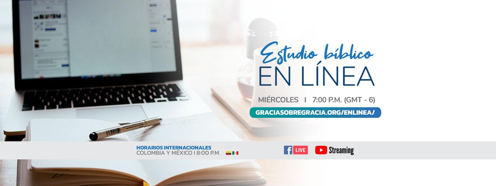 Iglesia Gracia Sobre Gracia | Estudio Bíblico En Línea