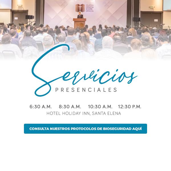 Iglesia Gracia Sobre Gracia | Bioseguridad para Servicios Presenciales