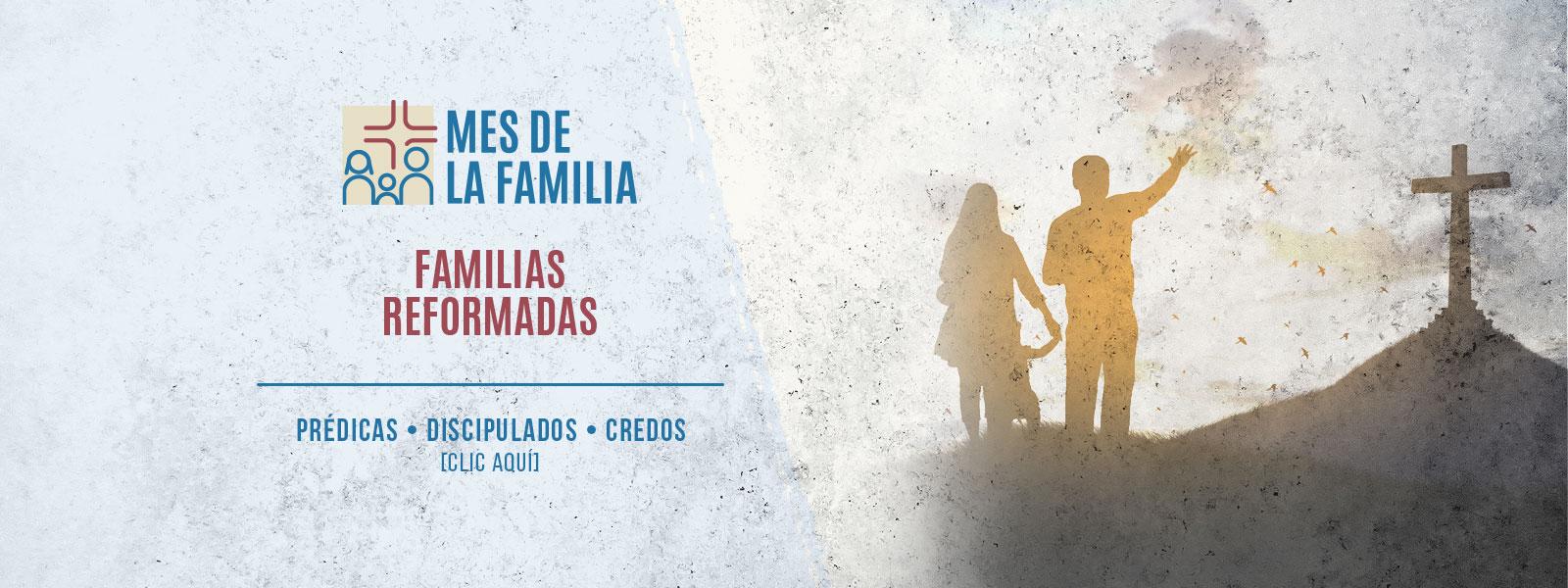 Iglesia Gracia Sobre Gracia | Mes de la Familia